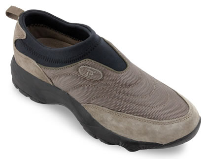 Wash & Wear Slip-on Nylon