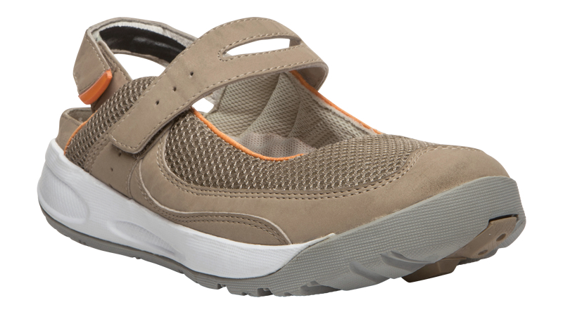 Orange Propet Women'S Scamper Taupe